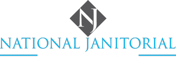 National Janitorial logo